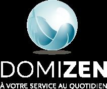 Logo Domizen pied de page