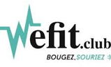 Logo Wefit.club