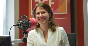 Image de Domizen à la radio RCF Anjou dans le cadre du dispositif des Emplois Francs.